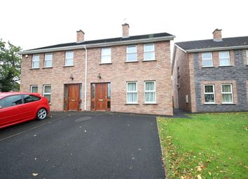Thumbnail 3 bed semi-detached house for sale in Niblock Oaks, Antrim Town