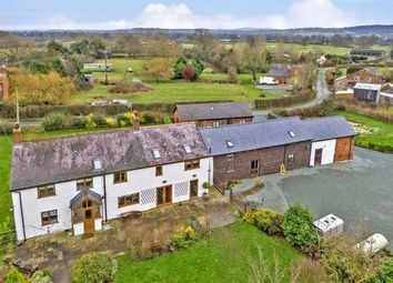 Thumbnail 4 bed detached house for sale in Melverley, Oswestry