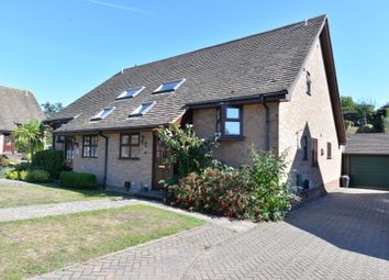 Thumbnail 4 bed semi-detached house for sale in Brecon Close, New Milton