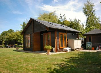 Thumbnail 1 bed detached bungalow to rent in Glebe Road, Cambridge