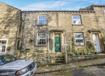 Thumbnail 3 bed terraced house for sale in Riding Head Lane, Luddenden, Halifax, West Yorkshire