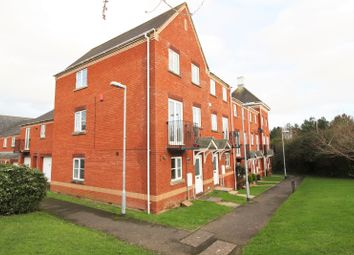 Thumbnail 3 bed end terrace house to rent in Lewis Crescent, Exeter