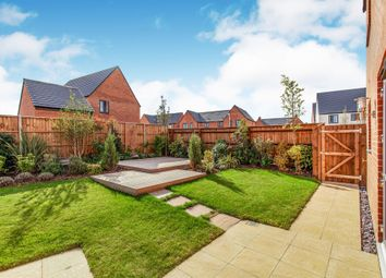 Thumbnail 2 bed town house for sale in The Avenue, Kier Living, Derby Road, Wingerworth, Chesterfield