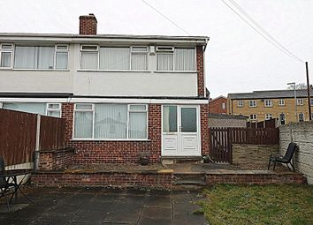 Thumbnail 3 bed semi-detached house for sale in Westgate, Gomersal, Cleckheaton