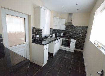Thumbnail 3 bed terraced house to rent in Harwood Road, Rishton, Blackburn