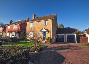 Thumbnail 4 bed detached house to rent in Burgess Close, Minster, Ramsgate