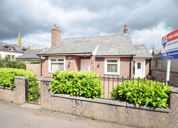 Thumbnail 3 bedroom detached bungalow for sale in South Back Road, Biggar