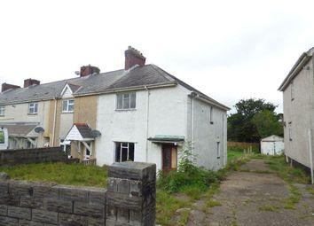 Thumbnail 3 bed terraced house for sale in Bonymaen Road, Bonymaen, Swansea
