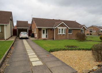 Thumbnail 2 bed semi-detached bungalow for sale in Hawk Place, Moresby Parks, Whitehaven, Cumbria