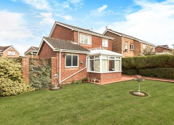 Thumbnail 4 bedroom detached house for sale in Farm Court, Market Weighton, York