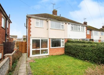 Thumbnail 3 bed semi-detached house for sale in Weedon Road, Aylesbury