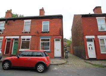 Thumbnail 2 bed terraced house to rent in Oak Grove, Urmston