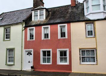 Thumbnail 2 bed terraced house for sale in High Street, Kirkcudbright
