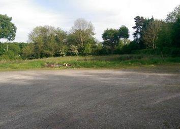 Thumbnail Land for sale in Denbigh, Denbighshire