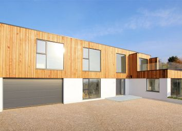 Thumbnail 5 bedroom detached house for sale in Seabrook Road, Hythe
