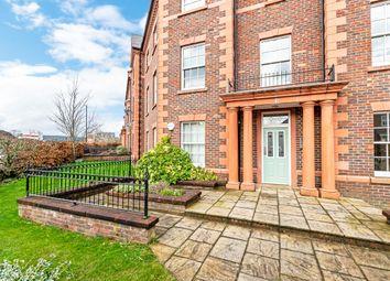 Thumbnail 2 bedroom flat for sale in Ashford Drive, Appleton, Warrington