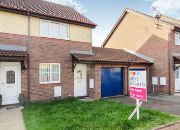 Thumbnail 2 bedroom semi-detached house for sale in Greenacres, Barry
