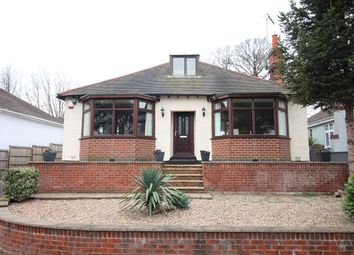 Thumbnail 2 bed detached bungalow for sale in Nottingham Road, Nuthall, Nottingham