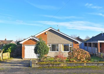 3 bed bungalow for sale in Field Close, Dronfield Woodhouse, Derbyshire S18