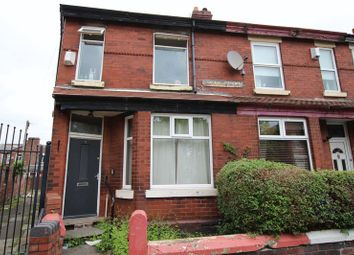 Thumbnail 3 bedroom end terrace house for sale in Langdale Avenue, Levenshulme, Manchester