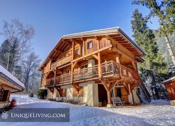 Thumbnail 3 bed apartment for sale in Les Houches, Chamonix, French Alps