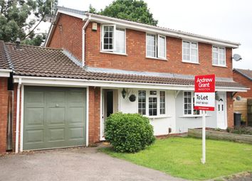 2 bed semi-detached house to rent in Michaelwood Close, Redditch, Worcestershire B97
