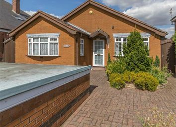 Thumbnail 4 bed detached bungalow for sale in Bradgate Road, Anstey, Leicester