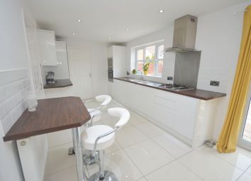 Thumbnail 4 bed detached house for sale in Whickham Close, Widnes