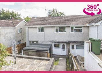 Thumbnail 3 bed semi-detached house for sale in Chiltern Close, Risca, Newport