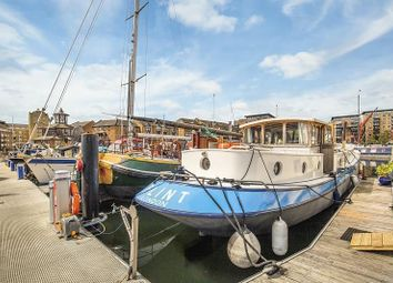 2 bed houseboat for sale in Goodhart Place, London E14