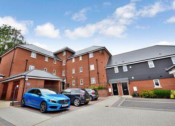 Thumbnail 2 bed flat to rent in Allard Way, Saffron Walden, Saffron Walden