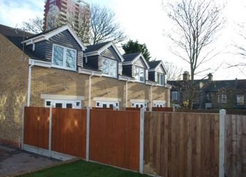 Thumbnail 1 bed terraced house for sale in Stratford, London, England