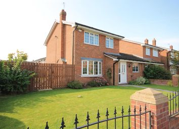 Thumbnail 3 bed detached house for sale in Manor Close, Topcliffe, Thirsk