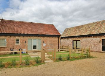 Thumbnail 2 bed barn conversion to rent in Padgetts Lane, Fenton, Warboys, Huntingdon