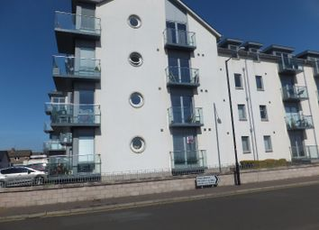 Thumbnail 2 bed flat to rent in Dalhousie Court, Links Parade, Carnoustie, Angus