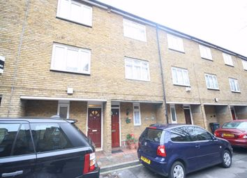 Thumbnail 4 bed terraced house to rent in Mandela Street, London