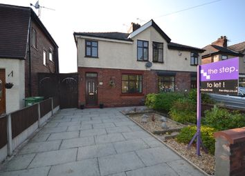 Thumbnail 3 bed semi-detached house to rent in Higher Green Lane, Astley, Tyldesley, Manchester