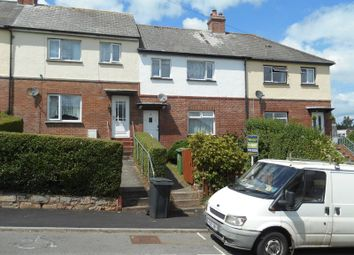 Thumbnail 3 bed terraced house to rent in Barley Mount, Exeter