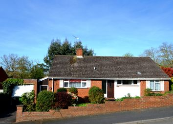 Thumbnail 3 bed detached bungalow for sale in Broadparks Avenue, Pinhoe, Exeter