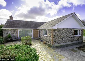 Thumbnail 3 bed detached bungalow for sale in Treburley, Launceston