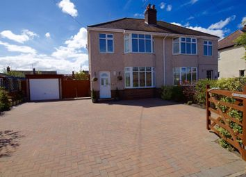 Thumbnail 3 bed semi-detached house for sale in Smithy Lane, Acton, Wrexham