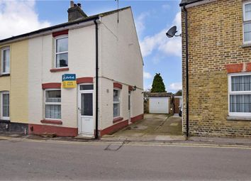 2 bed semi-detached house for sale in High Street, Temple Ewell, Dover, Kent CT16