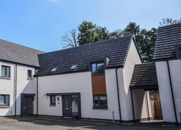 Thumbnail 3 bedroom end terrace house for sale in Citizen Jaffrey Court, Cambusbarron, Stirling