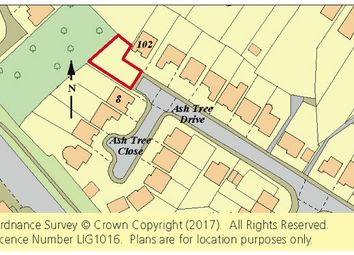 Thumbnail Land for sale in Land Ash Tree Close, West Kingsdown, Sevenoaks, Kent