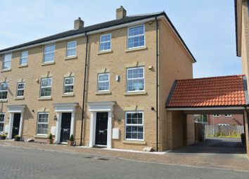 Thumbnail 4 bedroom semi-detached house for sale in Jubilee Crescent, Needham Market