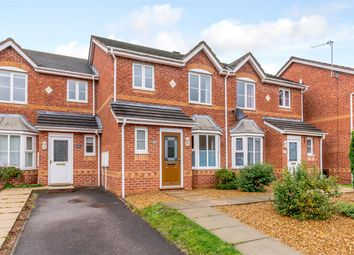 Thumbnail 3 bed terraced house for sale in Rosemary Court, Easingwold, York