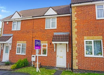Thumbnail 2 bedroom town house for sale in Trefoil Close, Leicester