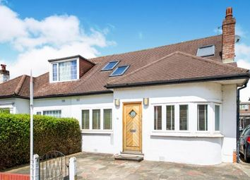 Thumbnail 5 bedroom bungalow for sale in Glenwood Avenue, London