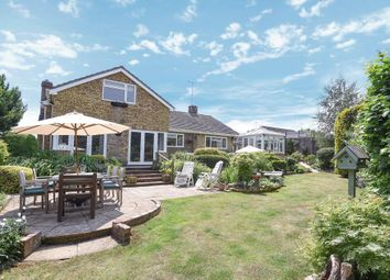 Thumbnail 4 bed detached house for sale in Old Plough Close, Chearsley