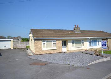 Thumbnail 3 bed semi-detached bungalow for sale in St. Annes Avenue, Cwmffrwd, Carmarthen